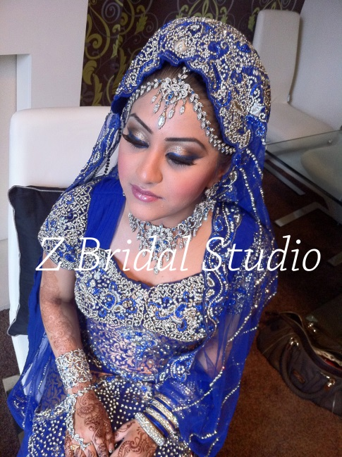 Asian Bridal Makeup at Z Bridal Studio